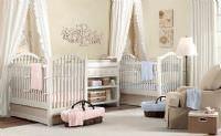 ikiz bebek odası dekorasyonu,