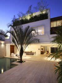 akşam villa aydınlatması, havuz aydınlatması, havuz tasarımı